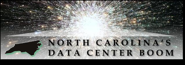 North Carolina Data Center Boom