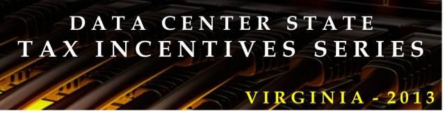 Virginia Tax Incentives