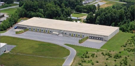 Lenoir Powered Shell Data Center